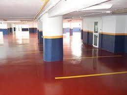 Pintar garage L'Escala,Pintura y señalizacion,Pintado de suelos con poriuretano